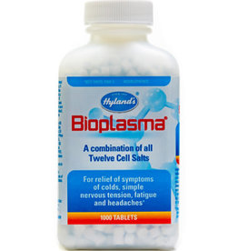 Hyland's Bioplasma-Combination of all 12 Cell Salts