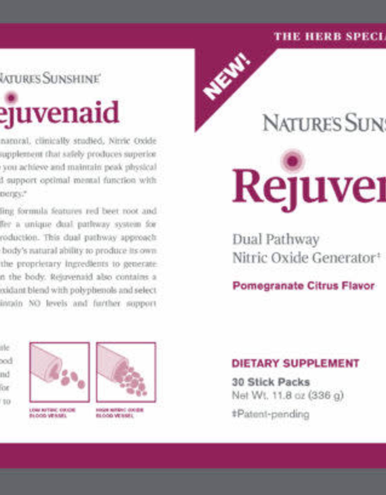 Nature's Sunshine Rejuvenaid (30 Stick Packs)