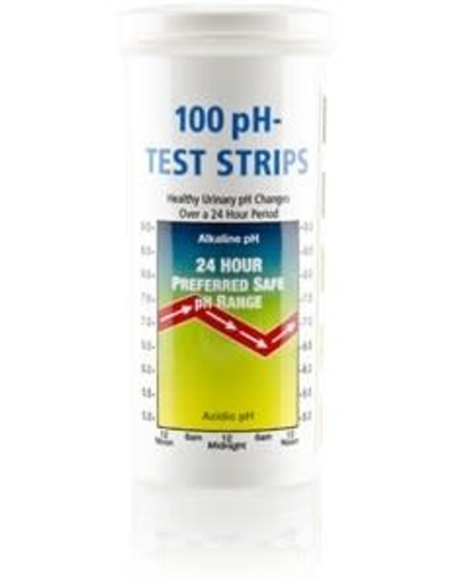 Nature's Sunshine PH TEST STRIPS (100)