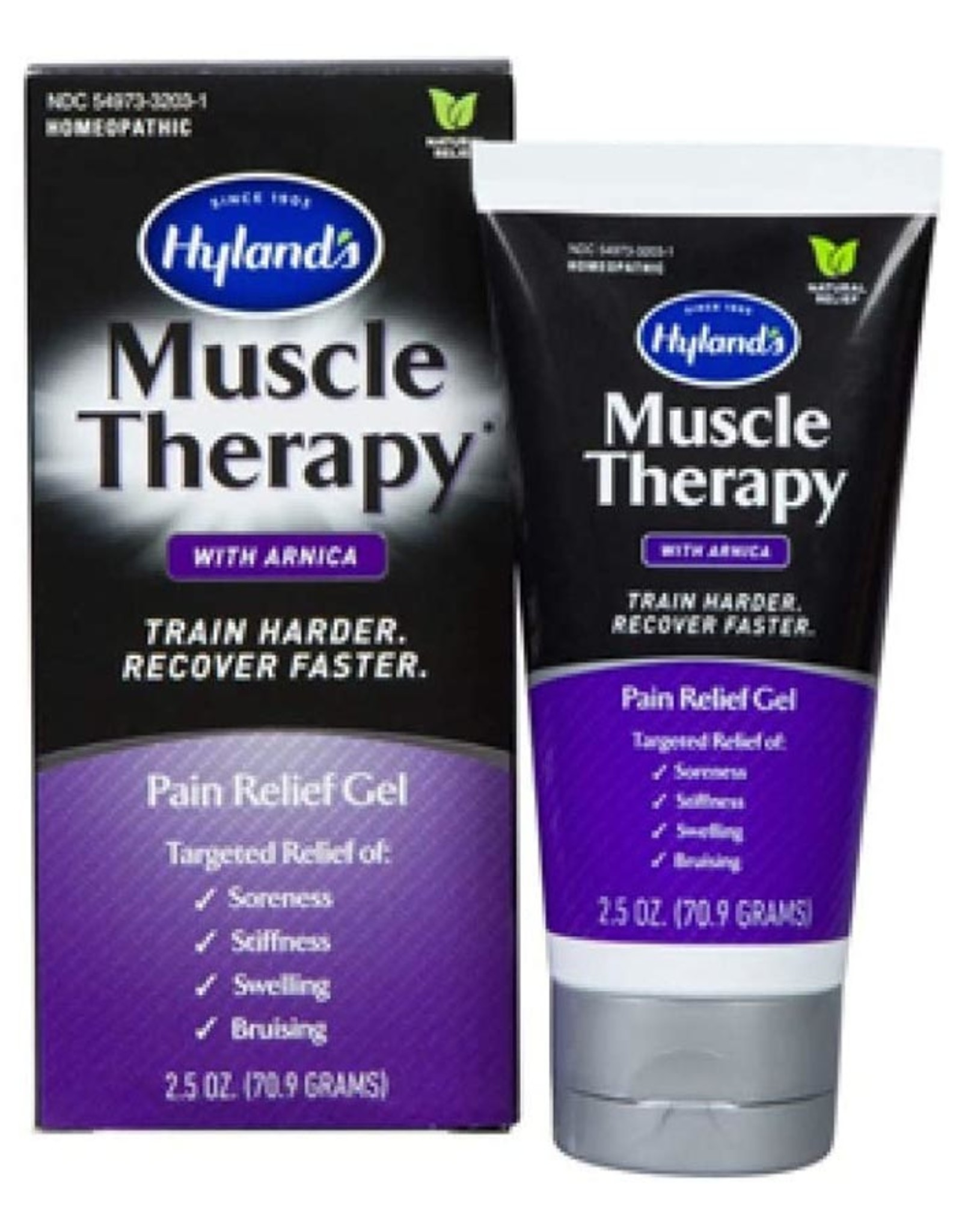 Hyland's Muscle Therapy