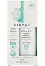 Derma-E Derma-E Natural Mineral Sunscreen