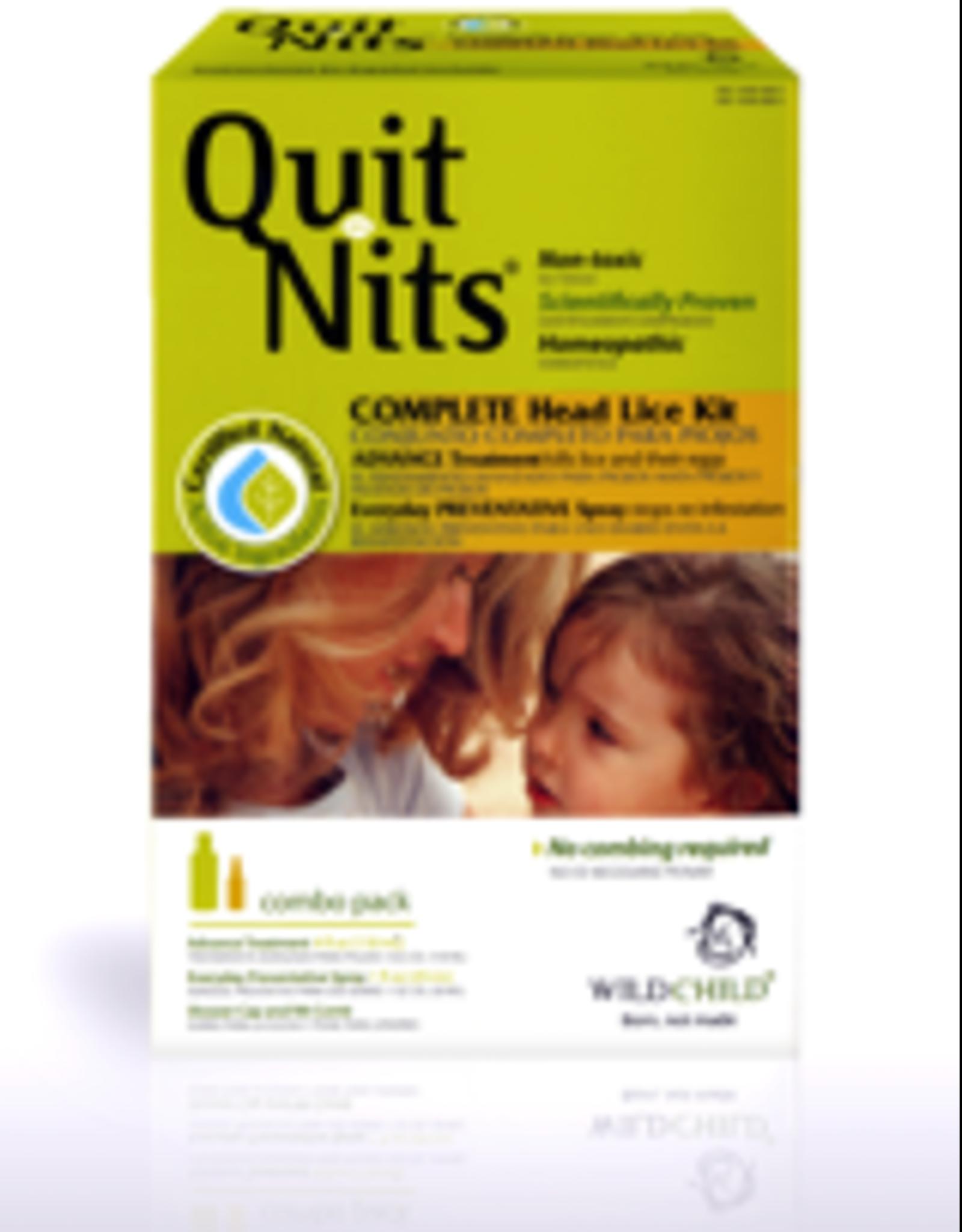 Wild Child Quit Nits