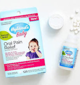 Hyland's Oral Pain Relief, Baby