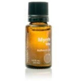 Nature's Sunshine Myrrh Oil