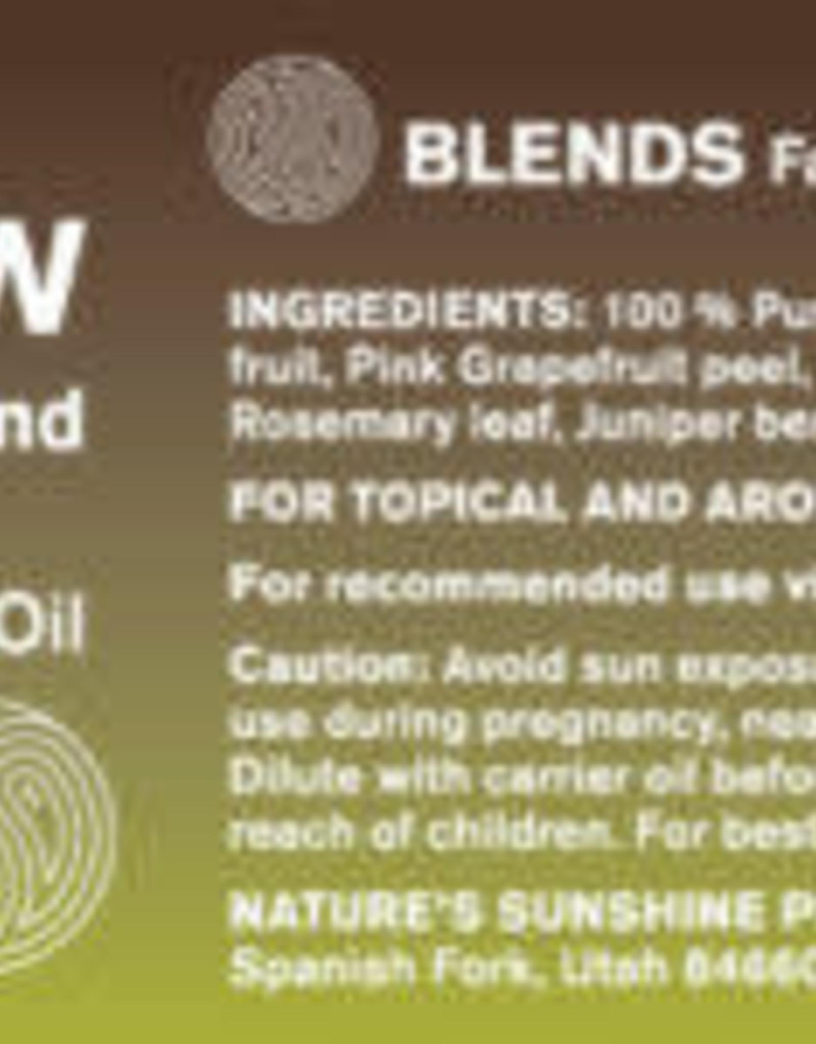 Nature's Sunshine Renew Oil Blend