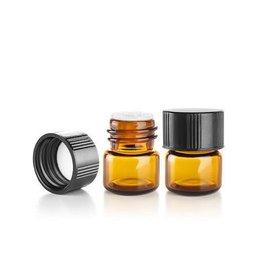 Premium Vials Dropper Bottle (1 mL)