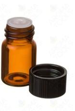 Premium Vials Empty Amber Bottle (2 mL)