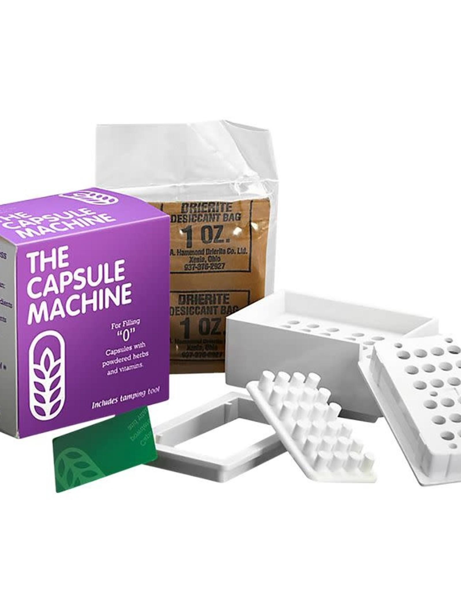 The Capsule Machine The Capsule Machine