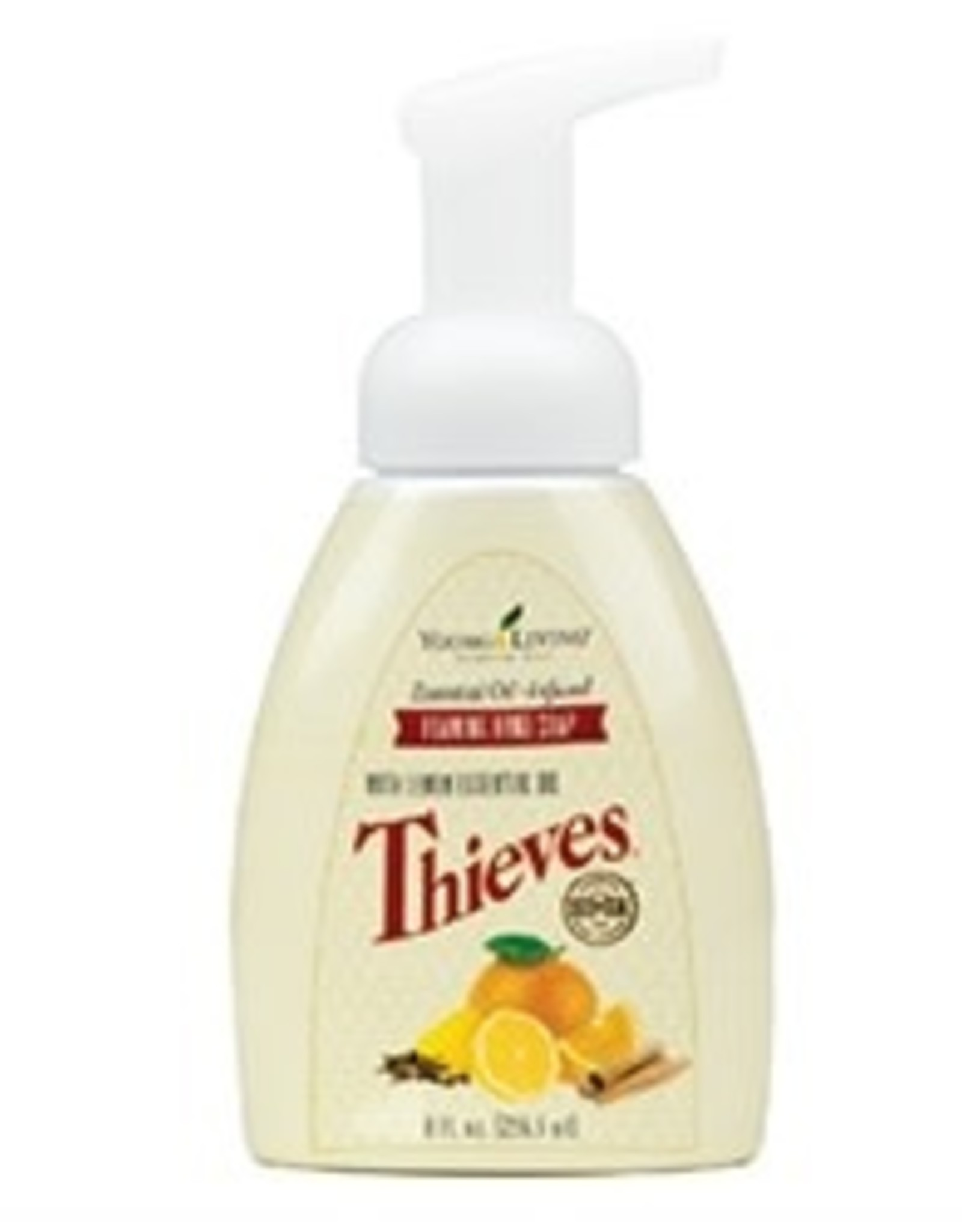 Young Living Thieves Foaming Handsoap (8 oz.)