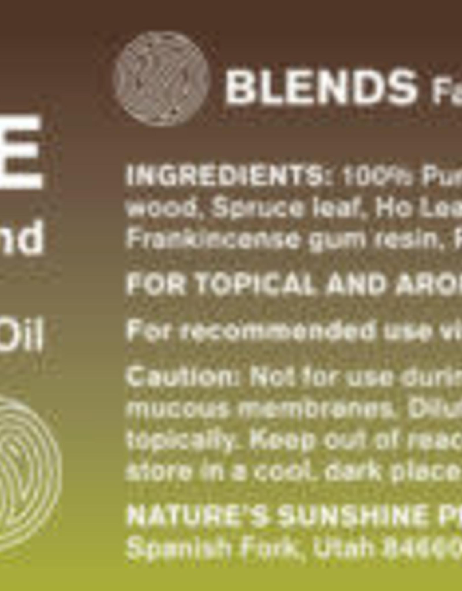 Core Oil Blend