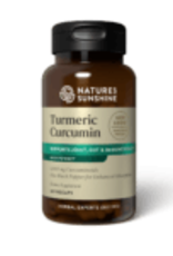 Nature's Sunshine Turmeric Curcumin (60 caps)