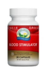 Nature's Sunshine Blood Stimulator TCM Conc. (30 caps)