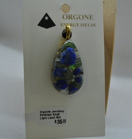 Orgone Energy Fields Small Lapis Lazuli Mix