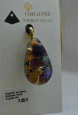 Orgone Energy Fields Small Sugilite Mix