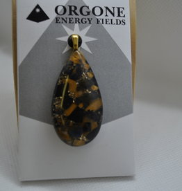 Orgone Energy Fields Medium Yellow Jasper Mix