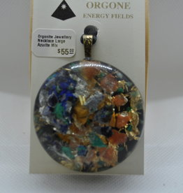 Orgone Energy Fields Large Azurite Mix