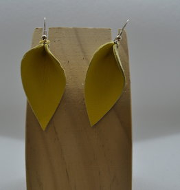 ECLectic Designs Yellow Flower Petal