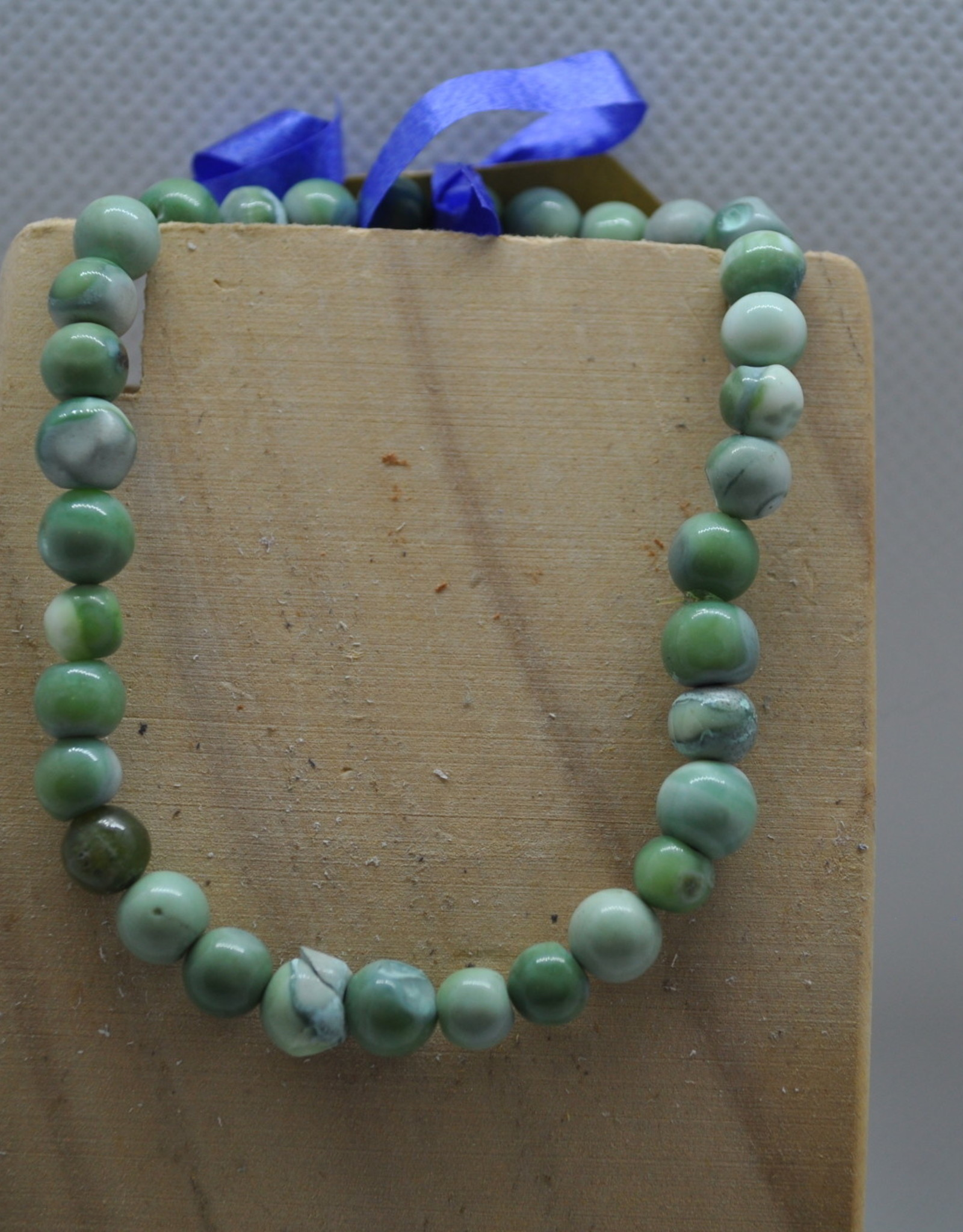 Green Peruvian Opal