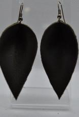 ECLectic Designs Black Flower Petal