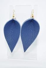 ECLectic Designs Blue textured Flower Petal