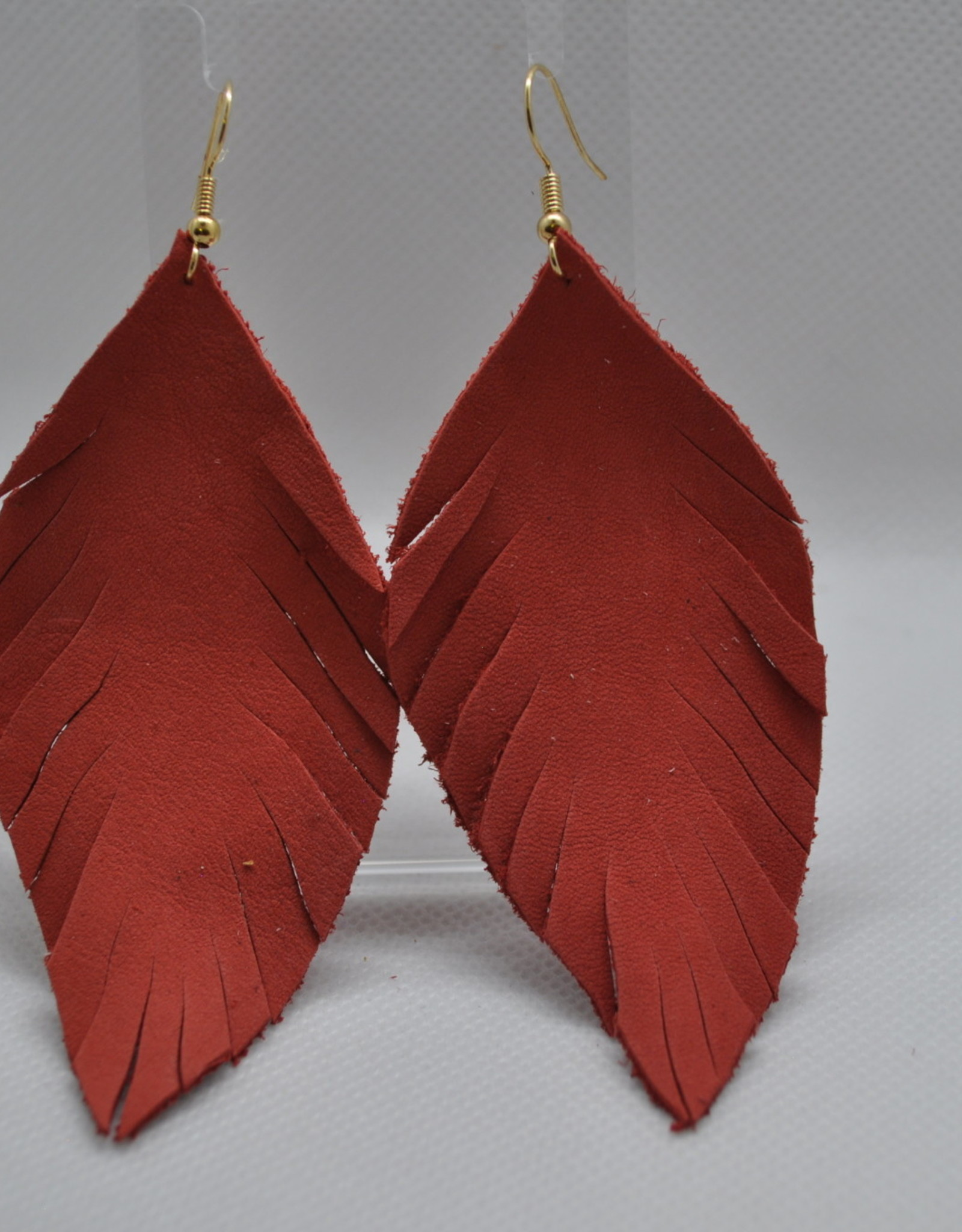 ECLectic Designs Pink Feather
