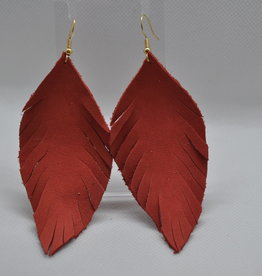 ECLectic Designs Red Feather