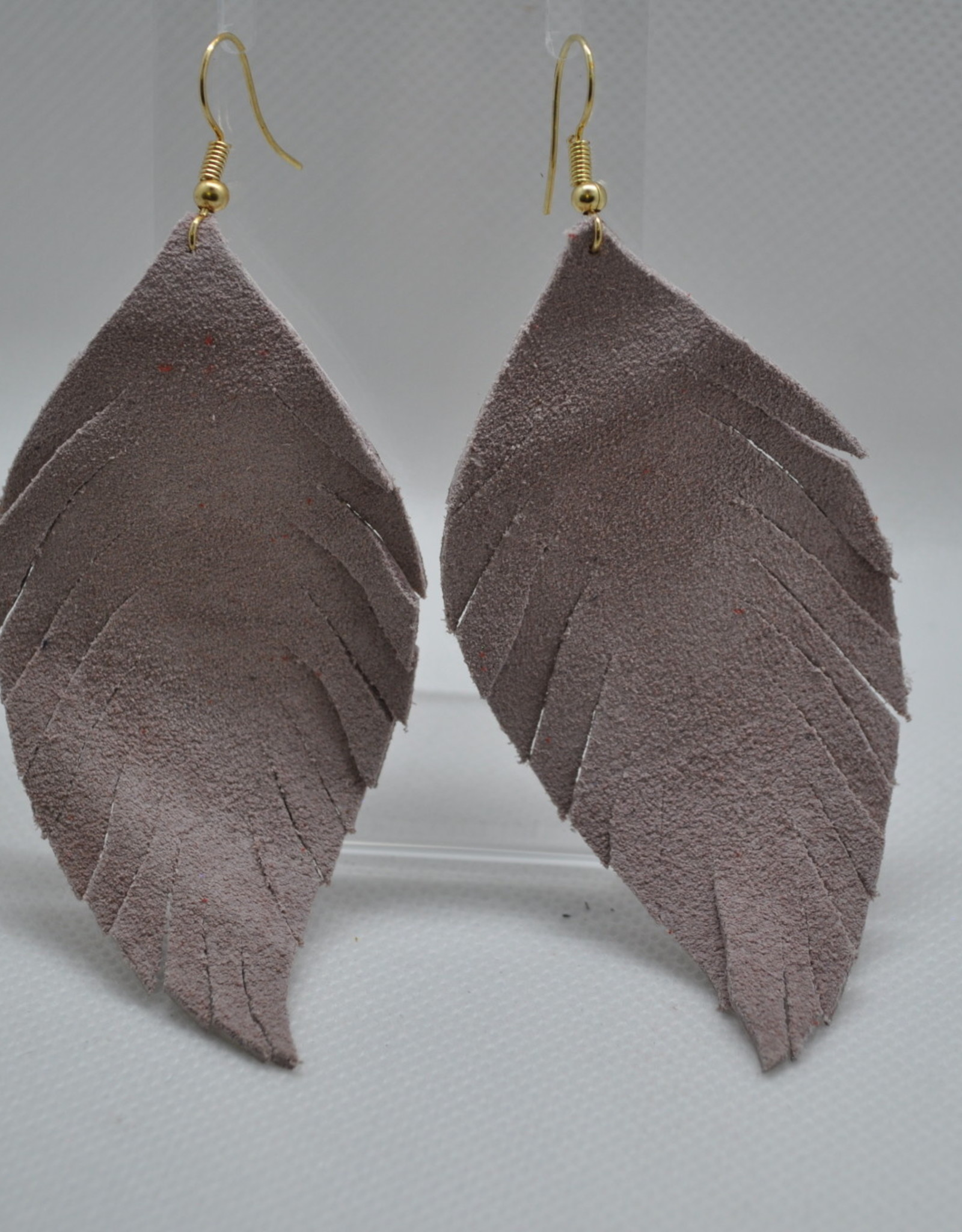 ECLectic Designs Purple Feather