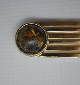 Orgone Energy Fields Medium Tiger's Eye Money/Scarf Clip