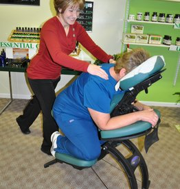 Chair Massage ($1 per minute)