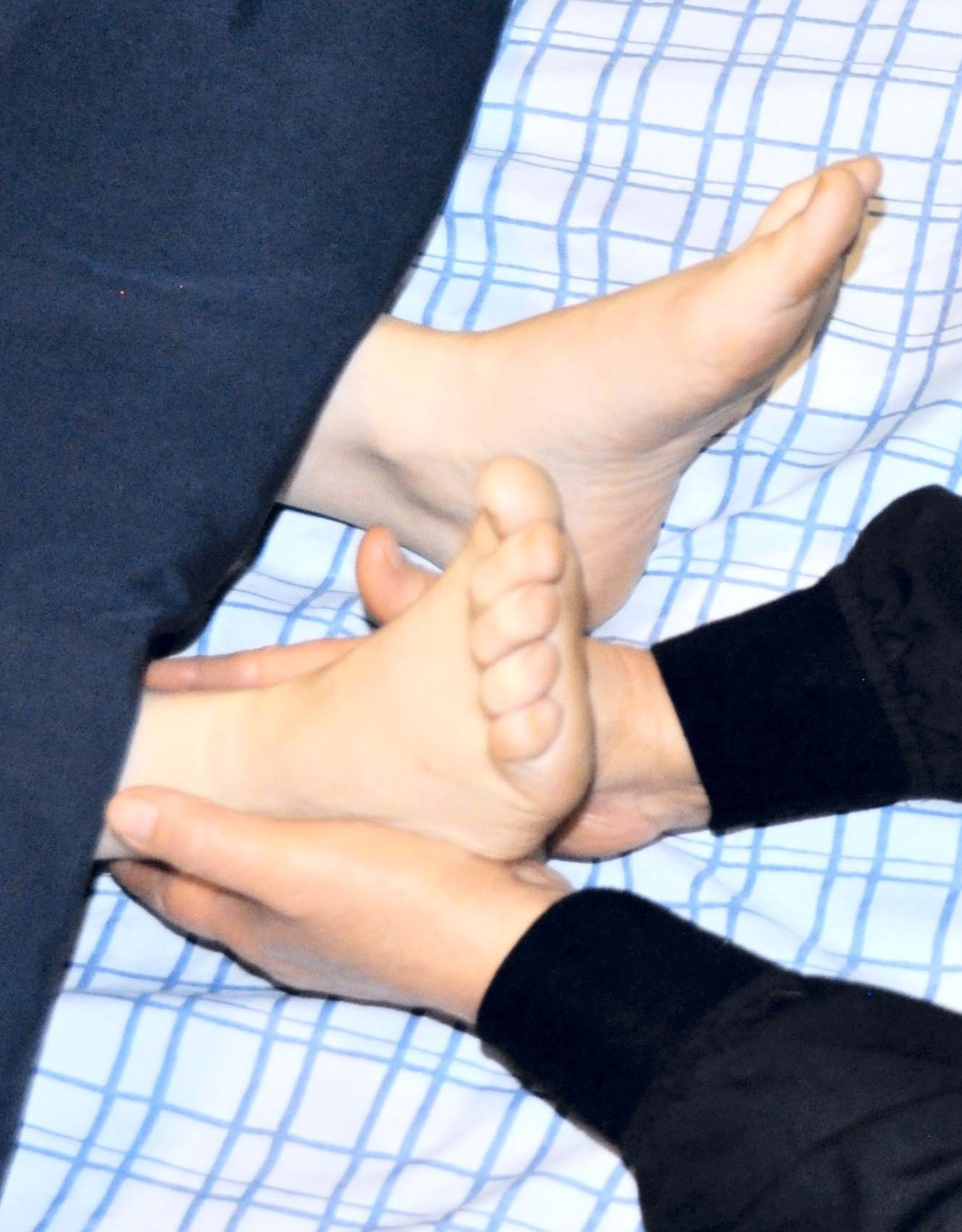 Reflexology - Foot 1/2 Hour