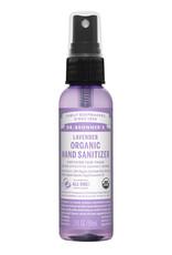 Dr Bronner Lavender Organic Hand Sanitizer