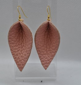 ECLectic Designs Light Pink Textured Flower Petal