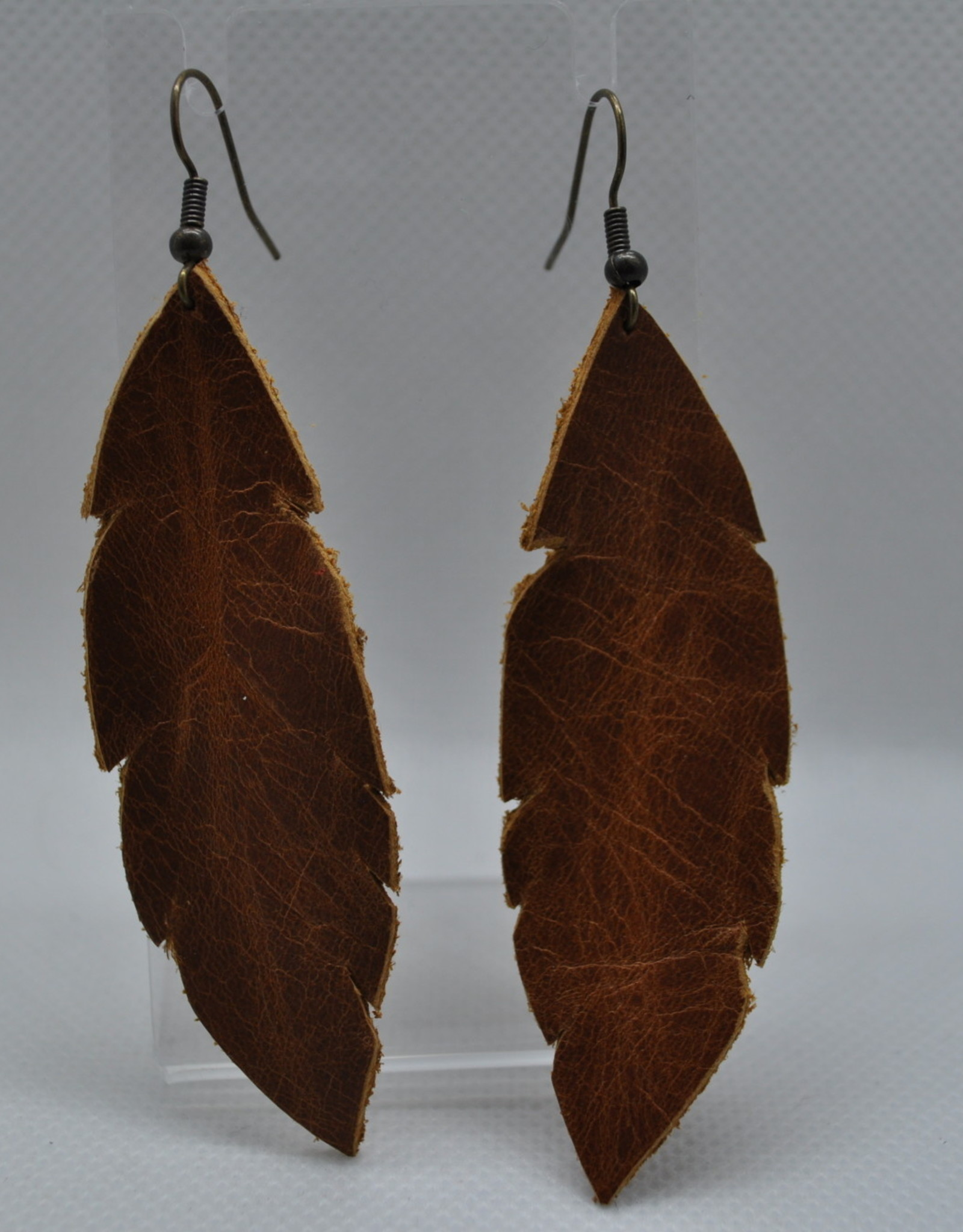 ECLectic Designs Brown Feather