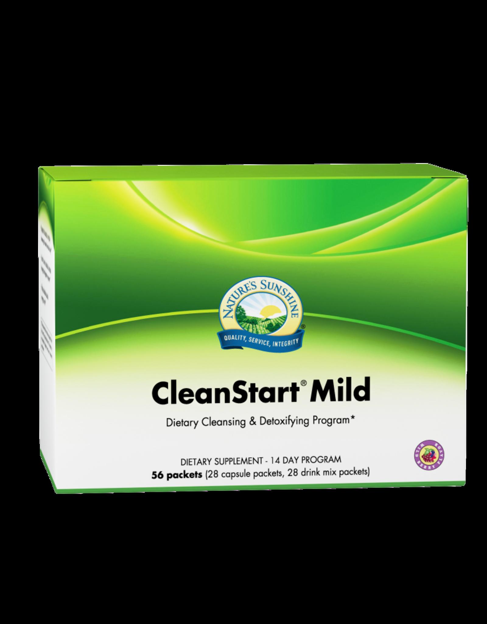 Nature's Sunshine CleanStart® Mild (14 day)