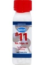 Hyland's #11 Natrum Sulphuricum 6x