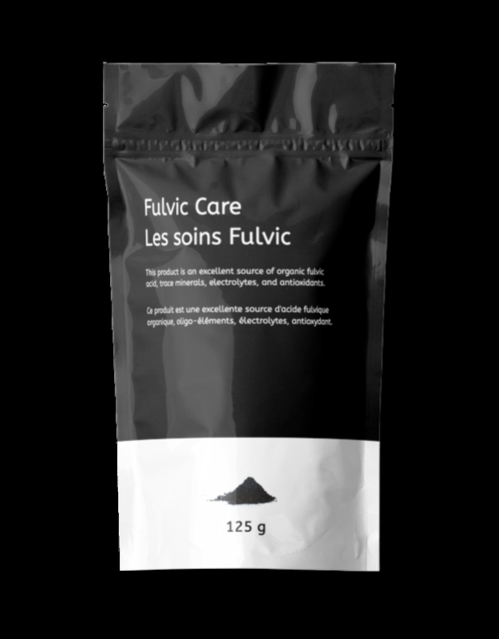 Black Oxygen Fulvic Care