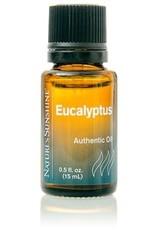Nature's Sunshine Eucalyptus Oil