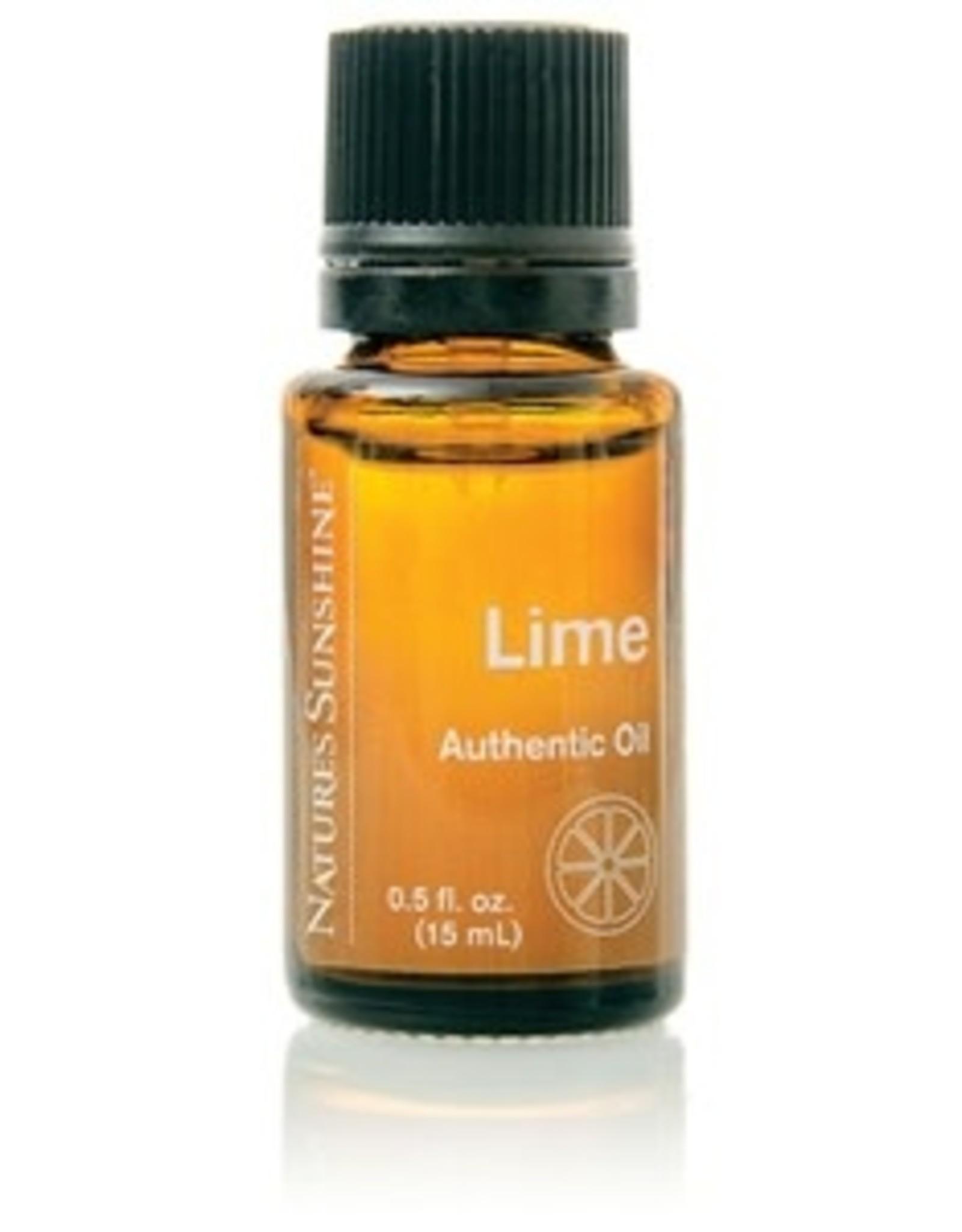 Nature's Sunshine Lime Oil