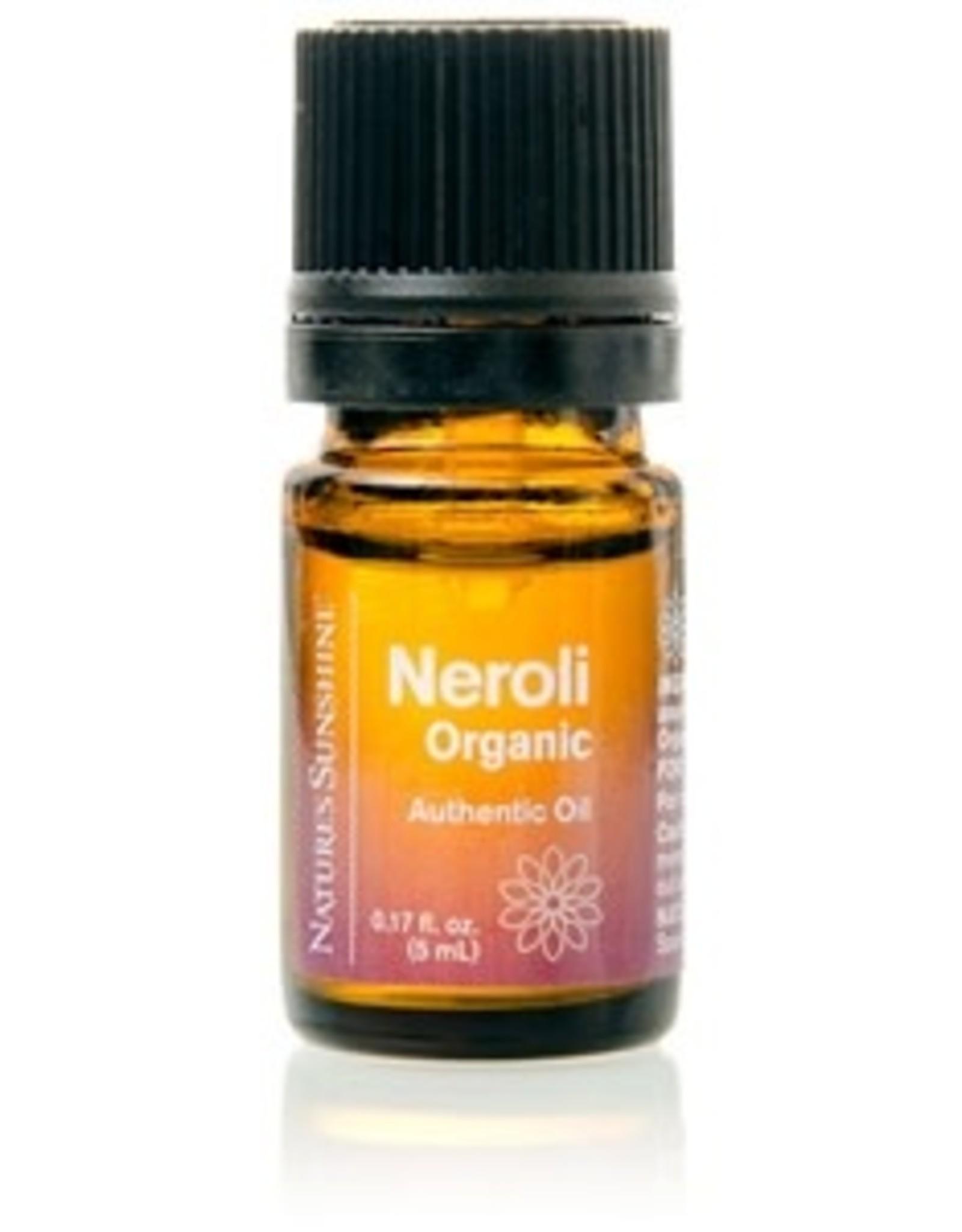 Nature's Sunshine Neroli Oil