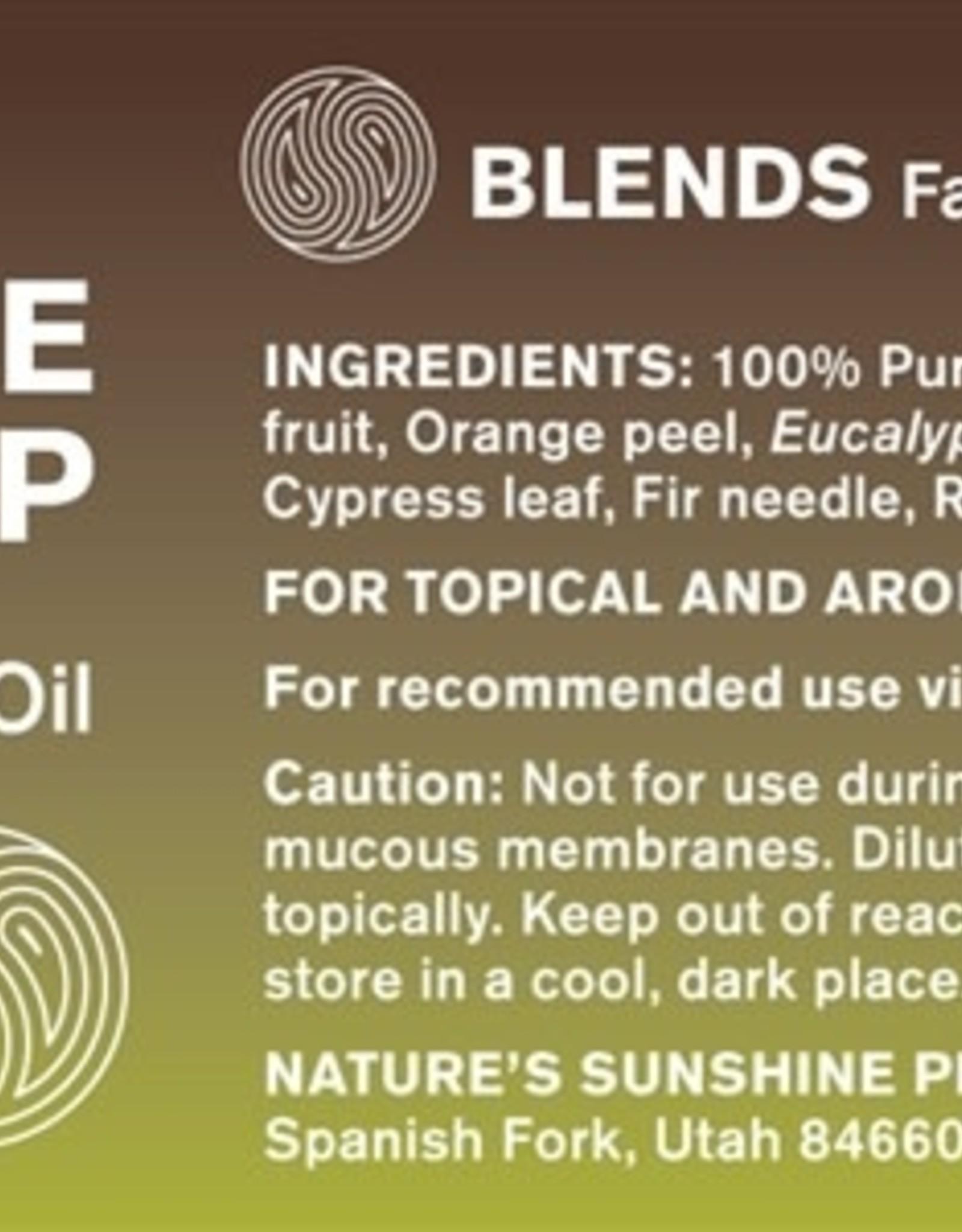 Nature's Sunshine Breathe Deep Oil Blend