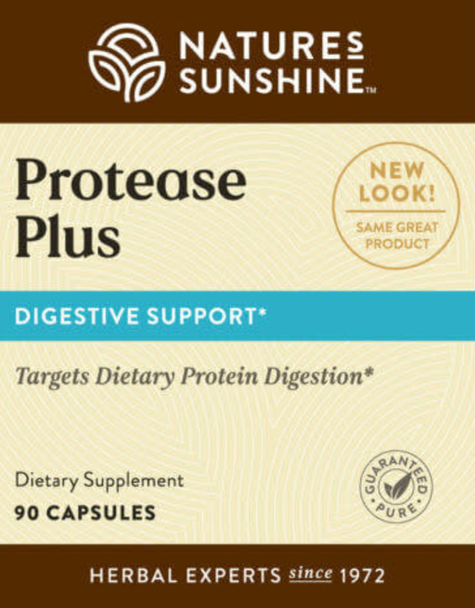 Nature's Sunshine Protease Plus