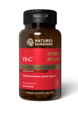 Nature's Sunshine VS-C® TCM Concentrate (30 caps)