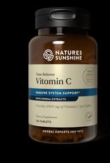 Nature's Sunshine Vitamin C T/R (1000 mg) (60 tabs)*