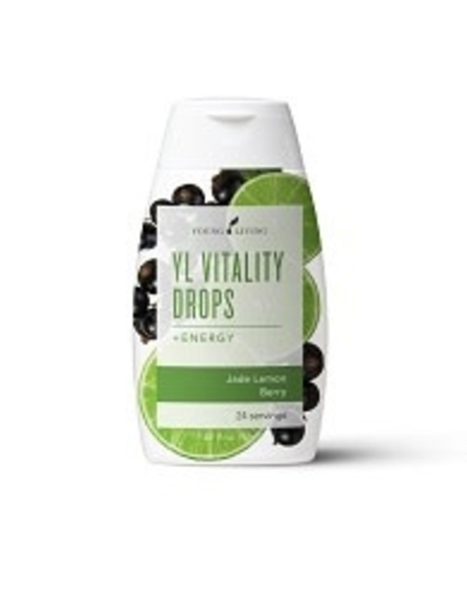 Young Living Vitality Drops  Energy Jade Lemon Berry