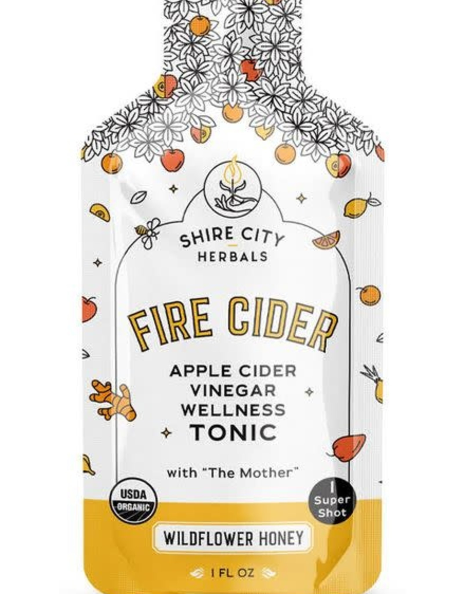 Abound Fire Cider Single