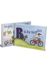 Buddy Pegs B is For Bicycles Book