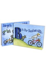 Buddy Pegs B Is For Bentonville Book