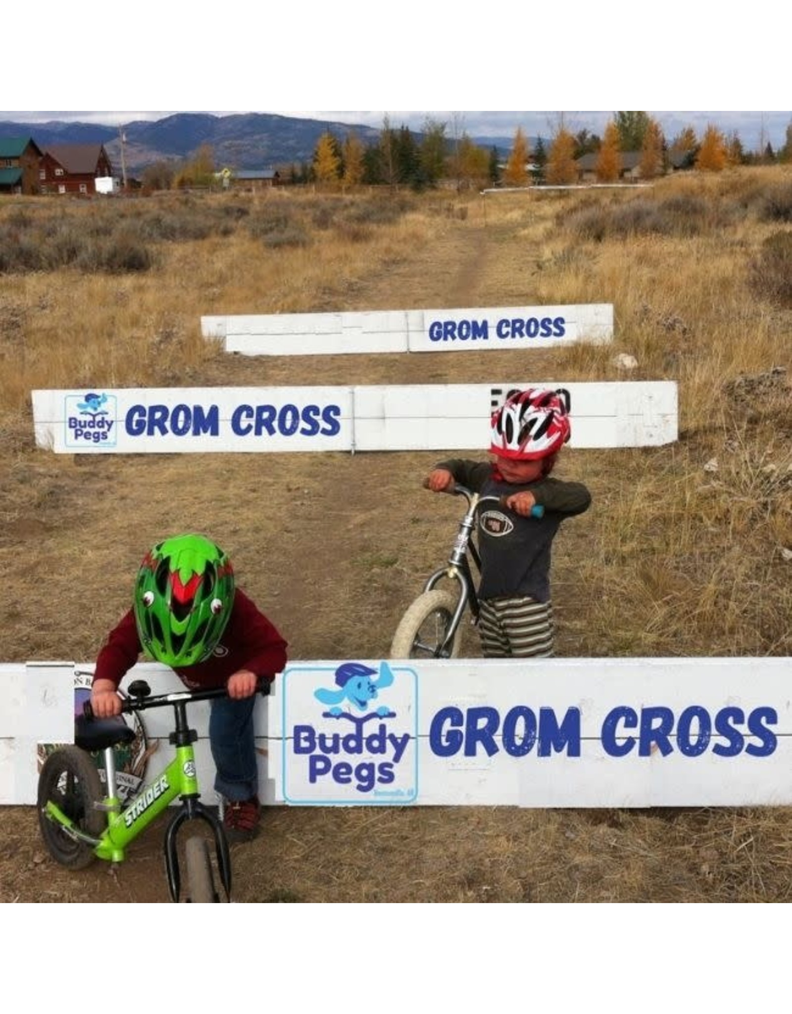 Grom Cross - NO PEDALS Category