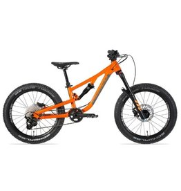 "Norco NORCO FLUID 2.1 FS 20"" ORANGE/CHARCOAL - IN STORE PICKUP ONLY"