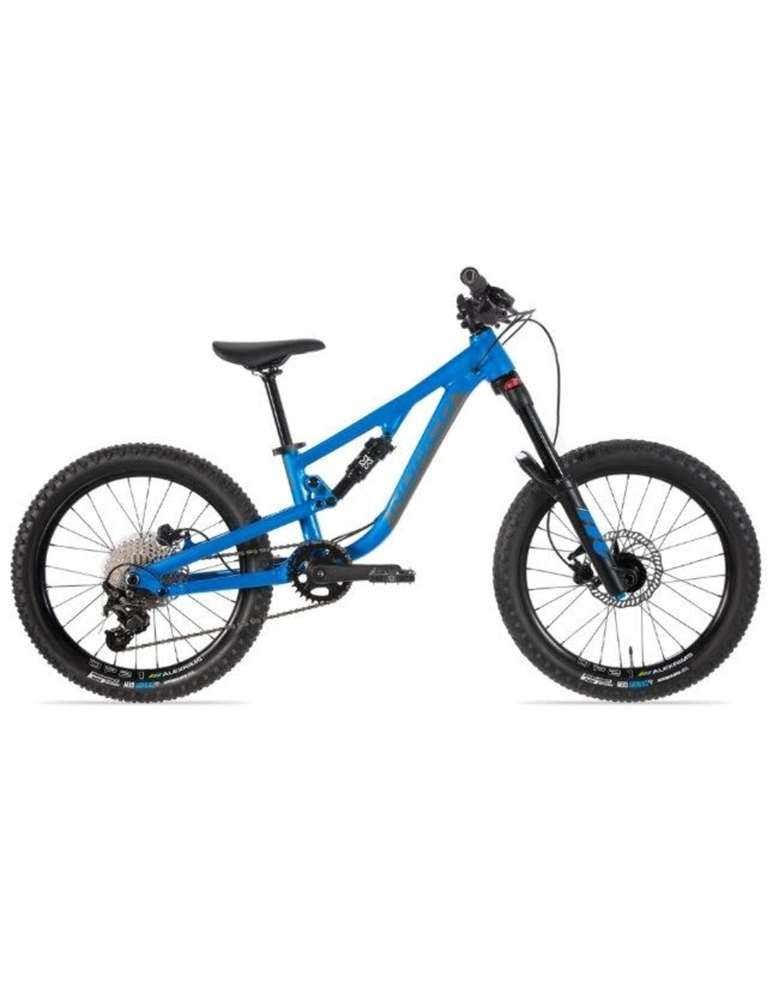 "Norco NORCO FLUID 2.2 FS 20"" BLUE/CHARCOAL"